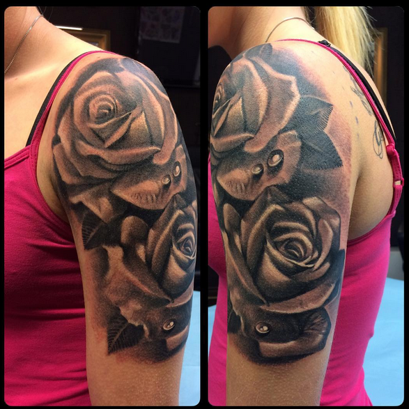 Roses by Alex