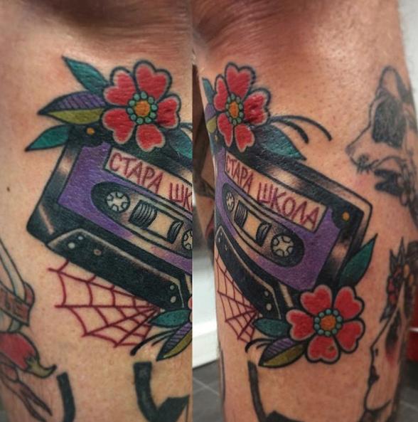 Cassette by Alex