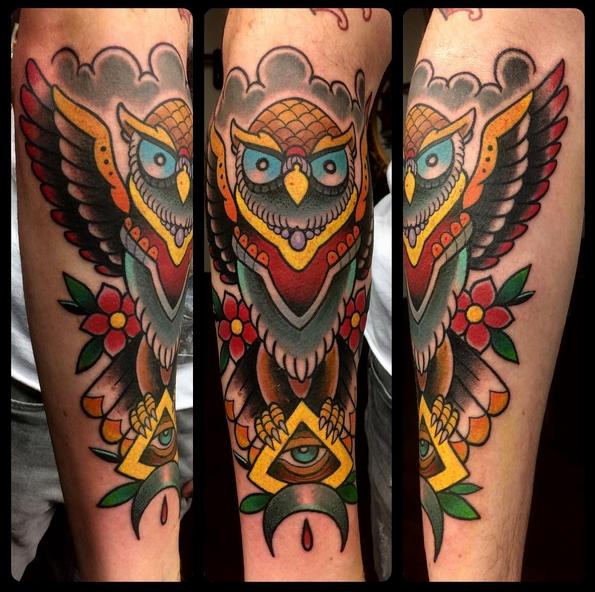 Eagle by Alex
