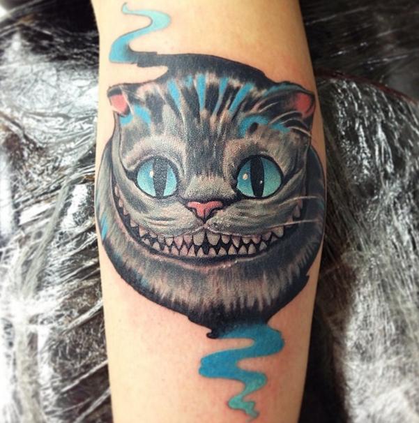 Cat by Ferg
