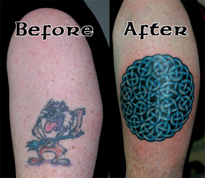 3def93965 Cover Ups - Chameleon Tattoo - Tattoo Studio in Paisley