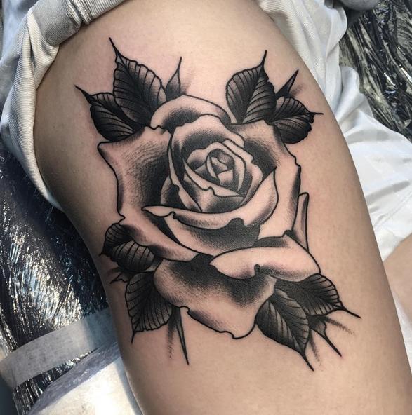 Rose by Tony
