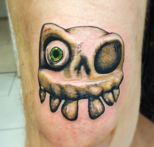 Skull by Ferg