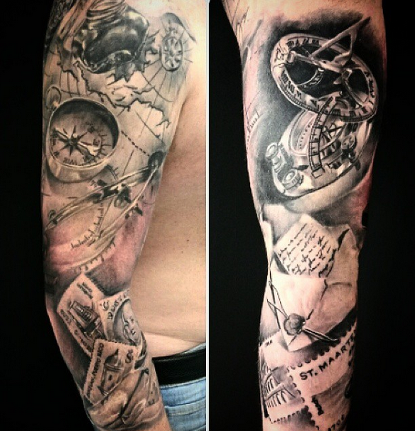 Sleeve by Robert