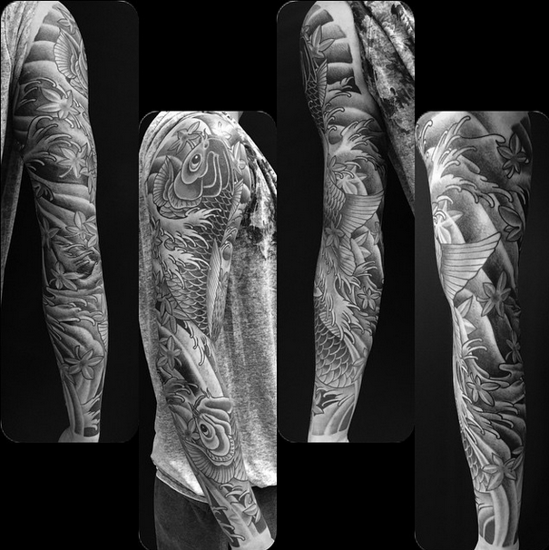 Sleeve by Leon