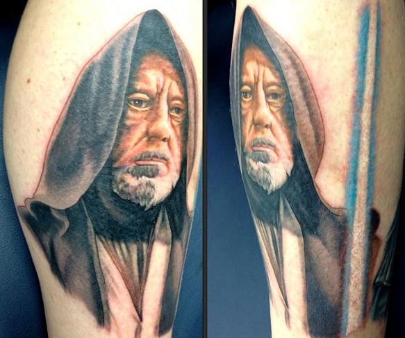 Obi Wan Kenobi by Leon