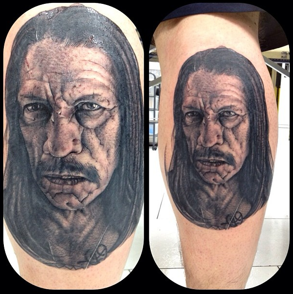 Danny Trejo by Lisa