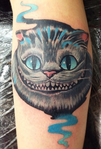 Cheshire cat by Ferg
