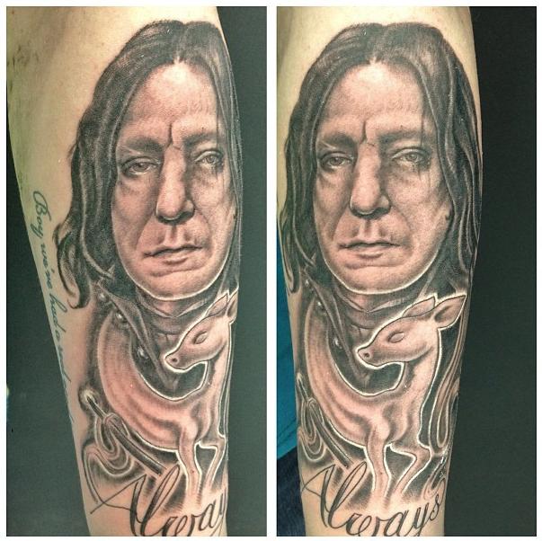 Snape by Ferg