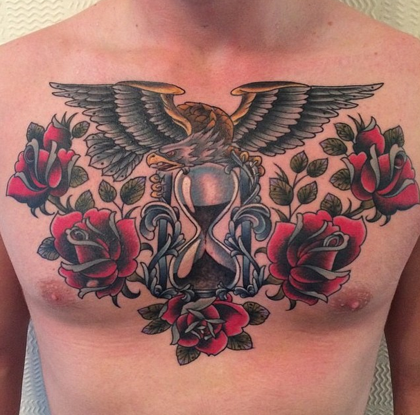 Chest Piece by Leon