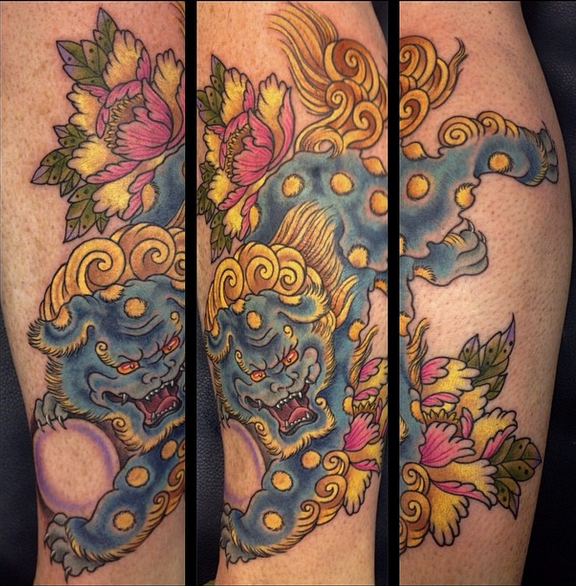 Foo Dog by Leon