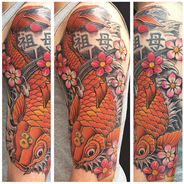 Koi by Ferg