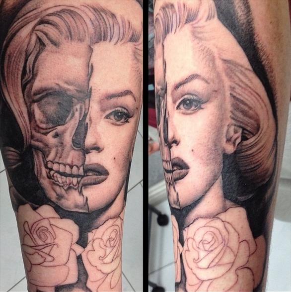 Marilyn Monroe by Lisa
