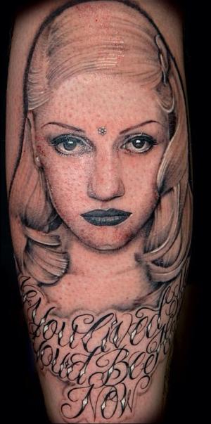 Gwen Stafani by Lisa
