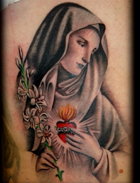Mary by Leon