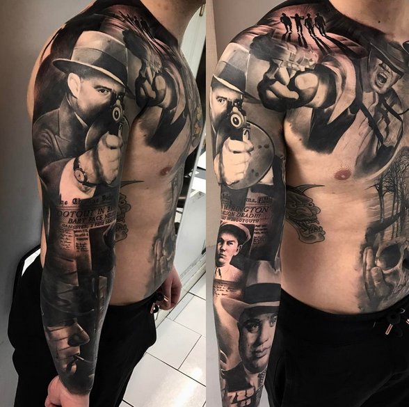 Full Sleeve by Robert