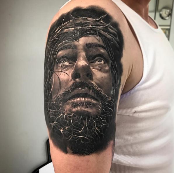 Jesus by Robert