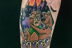 "Scooby Doo ""Rikes!"""